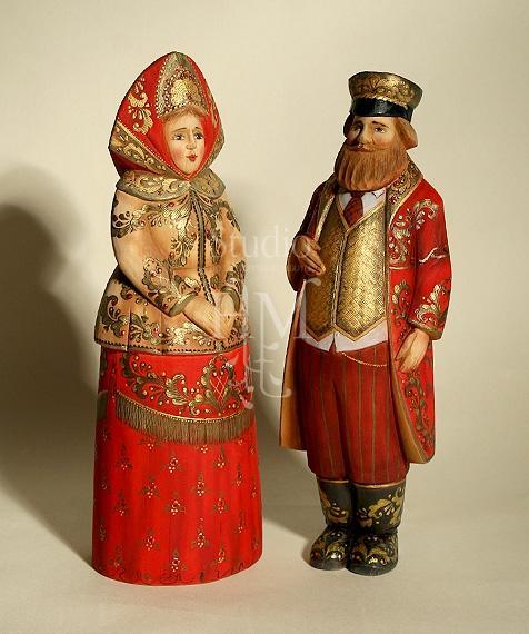 Подарки и сувениры, сделанные из дерева