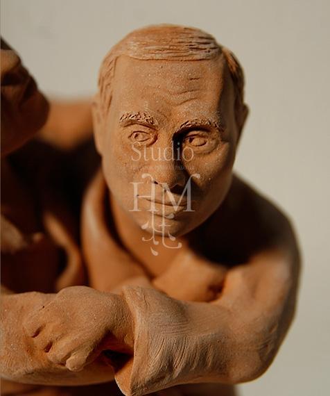 статуэтка по фотографии
