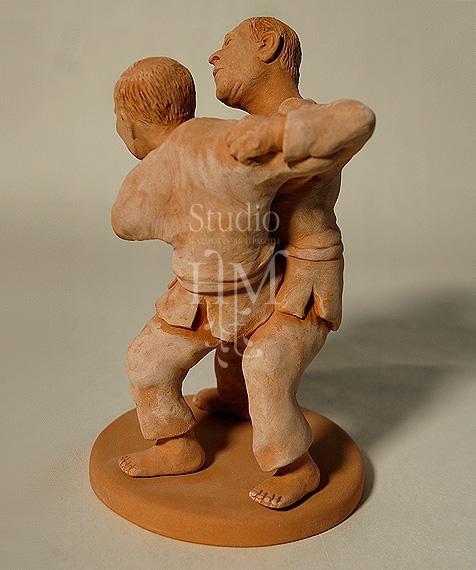 статуэтка дэюдо