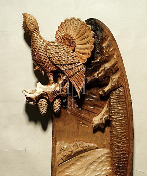 сувенир из дерева